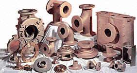 Aluminium Bronze Foundry Castings Casting Parts Foundries