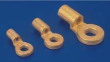 Brass Cast Stamped Lugs
