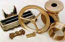 Brass Casting Brass Castings